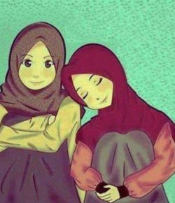 My friend took off her hijab – how should I deal with the situation?