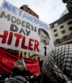 How important is it to attend rallies and protests in solidarity with Palestine?