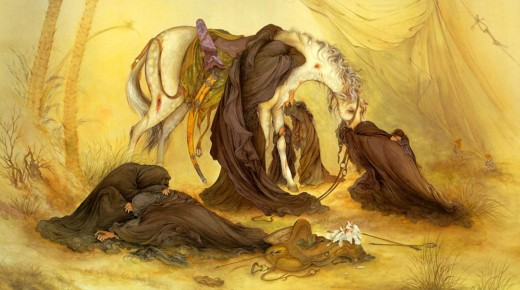 What is the best way to commemorate Ashura?