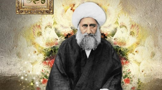 Who was the main spiritual mentor of Imam Khomeini?