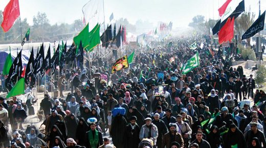 Is Arbaeen walk to Karbala an innovation?