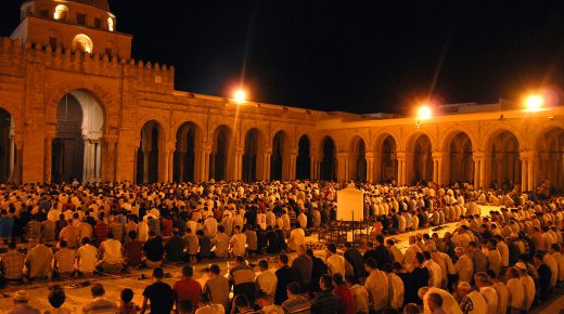 Did Imam Ali allow Taraweeh prayers?